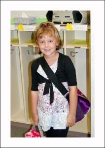 1st day of school 2009 018