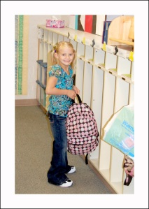 1st day of school 2009 019