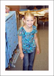 1st day of school 2009 021