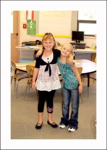1st day of school 2009 022